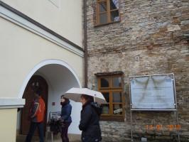 historická stezka Těšínské GO 015 -